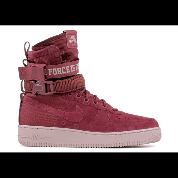 "official photos 0b54b 2352d Nike SF AF1 ""The Force is Female"" High Top"